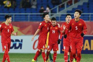 U23 Việt Nam, U23 Uzbekistan bất phân thắng bại tại Mỹ Đình