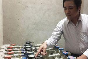 Dân 'tố' thu vượt tiền nước: Hàng trăm đồng hồ được kiểm định phát hiện không đạt chuẩn