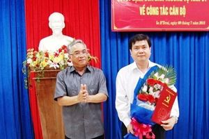 Kon Tum có Phó Chủ tịch UBND mới