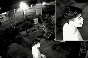 Trích xuất camera, nhận dạng 2 kẻ sát hại tài xế GrabBike cướp tài sản