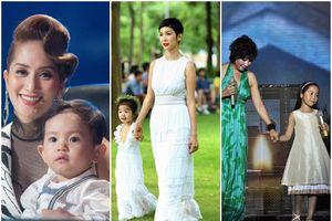 Xứng danh 'con nhà nòi', tài năng thiên bẩm của cậu ấm - cô chiêu nhà sao Việt khiến vạn người ngưỡng mộ