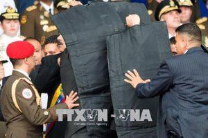 Xác định danh tính các thủ phạm trong vụ tấn công Tổng thống Venezuela