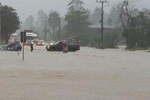 Thái Lan nỗ lực phòng chống lũ lụt ở khu vực Tây Nam
