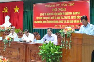5 năm, 49 đảng viên Cần Thơ bị kỷ luật do tham nhũng