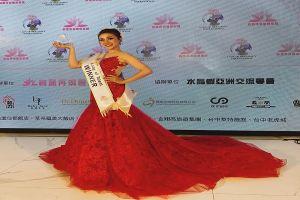 Miko Lan Trinh giành giải Người đẹp Tài năng nhờ giọng hát