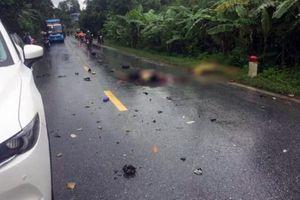 Hà Giang: Va chạm giao thông, 2 người tử vong tại chỗ