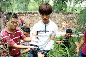 Thiếu niên 15 tuổi dùng dao và súng nhựa dọa cướp ngân hàng ở Vũng Tàu