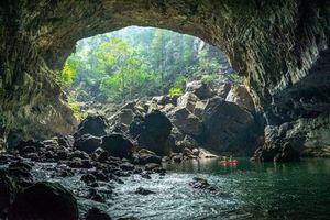 Phát hiện 44 hang động mới tại Phong Nha – Kẻ Bàng
