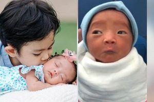 Phát cuồng với clip con gái Khánh Thi – Phan Hiển hóng chuyện siêu đáng yêu khi mới 3 ngày tuổi