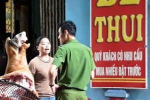 Bắt nghi can tạt axit khiến 2 người bị bỏng ở Thái Bình