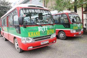 Danh sách, lộ trình xe buýt Nghệ An mới nhất, chi tiết nhất