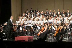 Chương trình hòa nhạc 'Giai điệu mùa Thu'