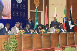 Liên hợp quốc hoan nghênh Nam Sudan đạt được thỏa thuận về chia sẻ quyền lực