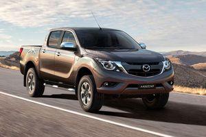 Mazda BT-50 mới sắp ra mắt, thị trường xe bán tải Việt Nam nhộn nhịp