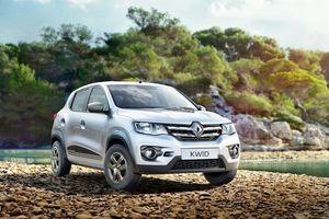 Crossover Renault Kwid 2018 nhiều nâng cấp, giá 90 triệu đồng