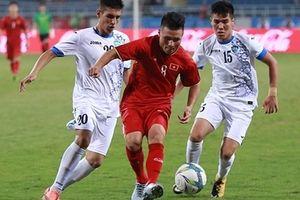 Việt Nam 1-1 Uzbekistan: Trận hòa đầy tiếc nuối
