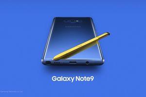 Tín đồ công nghệ xôn xao thông tin hot về Galaxy Note 9 và Galaxy Watch sắp ra mắt
