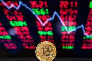 Bitcoin đi xuống... vững chắc
