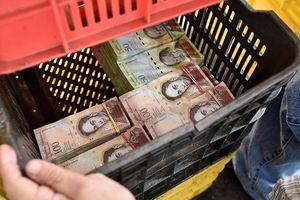 Lạm phát ở Vênzuela tăng lên hơn 80.000 %