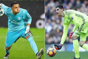 Chuyển nhượng 7/8: Real Madrid và Chelsea đổi thủ môn cho nhau