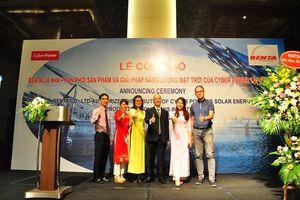 Cái bắt tay của BENTA và Cyberpower, cánh cửa rộng mở cho giải pháp năng lượng mặt trời tại Việt Nam