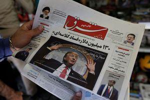 Mỹ tiếp tục gây sức ép lên Iran