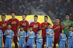 Danh sách chính thức Olympic Việt Nam dự ASIAD 18: Tiếc cho Văn Lâm, Hồng Duy