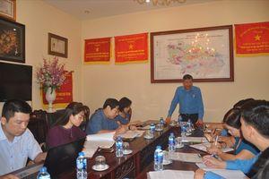 Kiểm tra công tác cải cách hành chính tại Công đoàn các Khu công nghiệp tỉnh Bắc Ninh