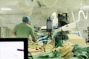 Cứu sống một bệnh nhân bị đột quỵ, xuất huyết não 7 tiếng đồng hồ