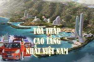 Kinh doanh hôm nay: Bật mí 3 mẫu xe hơi 500 triệu cho nữ giới, tòa tháp cao nhất Việt Nam xây ở đâu?