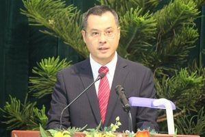 Đồng chí Phạm Đại Dương được bầu làm Chủ tịch tỉnh Phú Yên