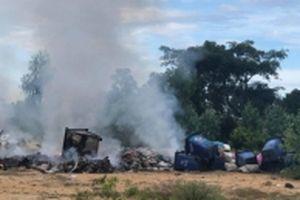 Sớm giải quyết dứt điểm việc xử lý rác ở Đức Phổ, Quảng Ngãi