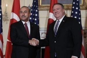Bộ trưởng Ngoại giao Mỹ - Thổ Nhĩ Kỳ điện đàm về quan hệ song phương