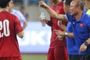 Vô địch giải tứ hùng, HLV Park Hang-seo cảnh báo học trò