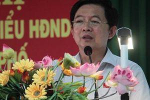 Chủ tịch tỉnh Bình Định: 'Nếu đền bù có tiêu cực, sẽ xử lý nghiêm'