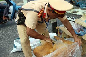 Cảnh sát Giao thông tích cực phòng chống tội phạm