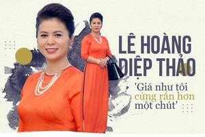Trung Nguyên có hai Phó TGĐ mới, bà Lê Hoàng Diệp Thảo nói gì?