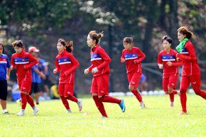 Lịch thi đấu của tuyển nữ Việt Nam, thể thức thi đấu bóng đá nữ ASIAD 18 2018
