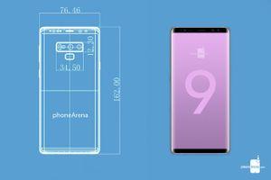 Samsung có thể dùng vật liệu sợi carbon trên Galaxy Note 9