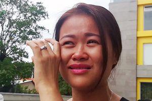 Sau vụ cháy 13 người chết, cư dân Carina khóc nức nở vì chủ đầu tư lật kèo