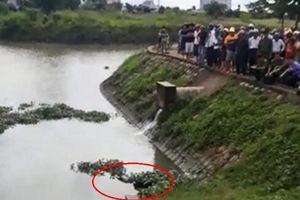 Phát hiện thi thể nam thanh niên nổi trên hồ thủy lợi