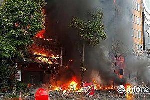 Hà Nội: Hôm nay xử phúc thẩm vụ cháy quán karaoke làm 13 người chết