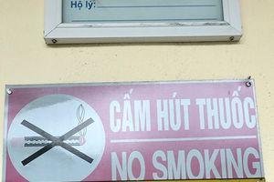 Mộc Châu xây dựng bệnh viện không khói thuốc