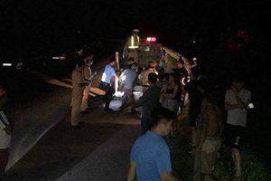 Hai đối tượng người Trung Quốc cướp ô tô, đâm công an tại Móng Cái