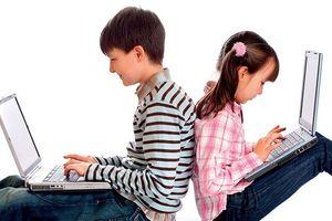 5 nguyên tắc giúp con không 'sập bẫy' kẻ ác khi dùng Internet