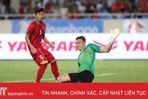 Chính thức: Đặng Văn Lâm bị loại, Văn Quyết ở lại đội Olympic Việt Nam