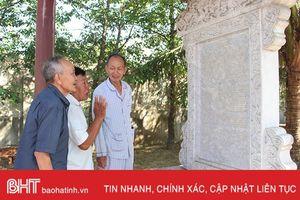 Tiến sỹ Trương Quốc Dụng trong đời sống văn hóa người dân Thạch Khê