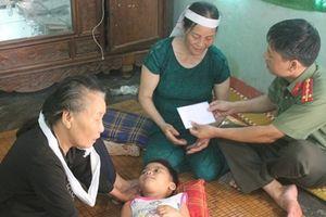 Những đứa trẻ mồ côi ở làng Lương Điền