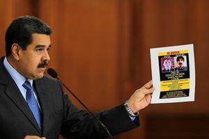 Venezuela công bố bằng chứng về vụ mưu sát Tổng thống Maduro