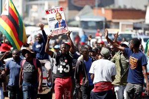Phe đối lập Zimbabwe tuyên bố sẽ kiện kết quả bầu cử